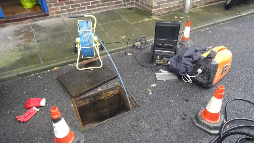 CCTV Surveys Darlington
